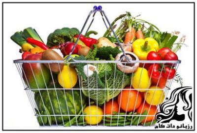 نگهداری بهینه از میوه و سبزیجات