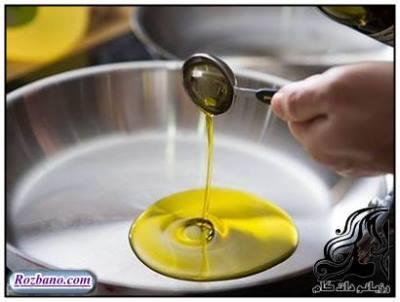 مصرف دوباره روغن برای پخت و پز