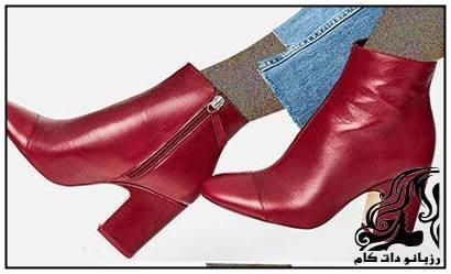 مدل کفش های زارا برای پاییز