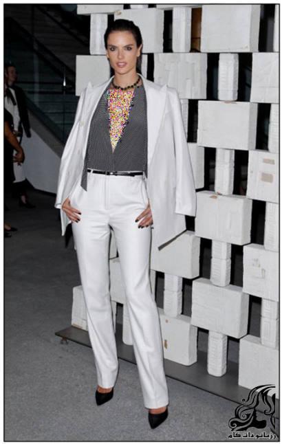 خاص ترین مدل لباس در هفته مد نیویورک