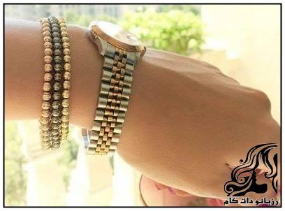 طلا و جواهرات به سبک برند ایرانی Rona Gallery