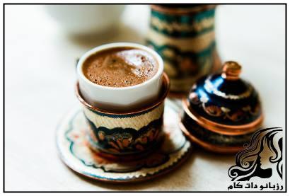 نحوه درست کردن قهوه ترک