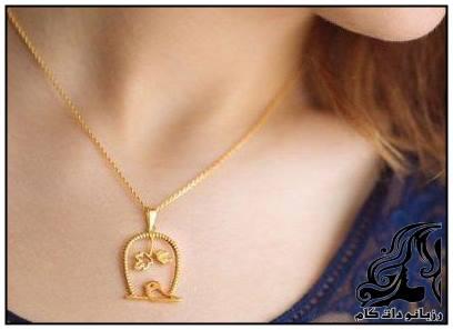 نمونه های طلا و جواهرات خاص ایرانی از Mio