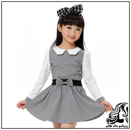 نمونه های خاص و خوشگل لباس دخترانه 1395