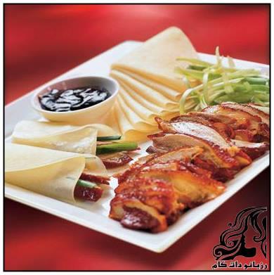 خوراک اردک چینی مخصوص کدبانوی ایرانی
