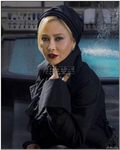 تصاویر زیبا و جدید آنا نعمتی در رم ایتالیا