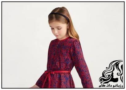 مدل لباس بچگانه دخترانه Oscar De Larenta