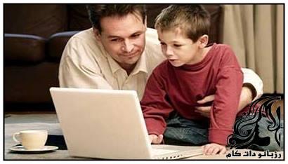 عبور ایمن نوجوان از فضای مجازی بوسیله خانواده