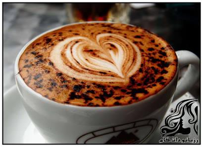 آموزش تهیه کاپوچینو با شکلات سفید و کارامل