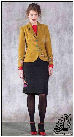 نمونه های مدل های لباس زنانه شیک برند اویکو