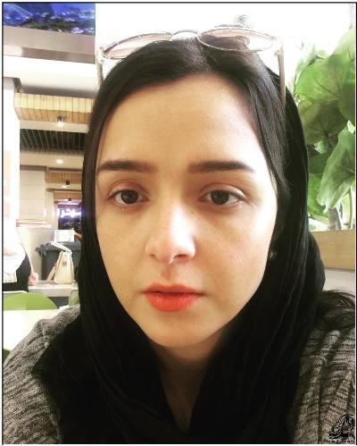 جدیدترین تصاویر ترانه علیدوستی آبان ماه ۹۵