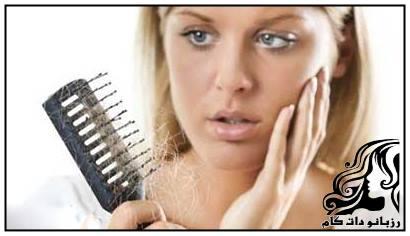 جلوگیری از ریزش مو با چند فرمول طبیعی!!
