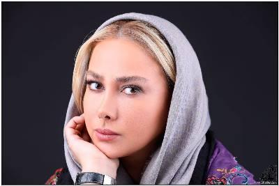 تصاویر زیبا و جدید آنا نعمتی آبان ماه ۹۵