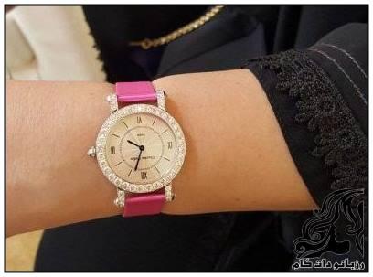 مدل های زیبای ساعت زنانه از برند Charles Oudin