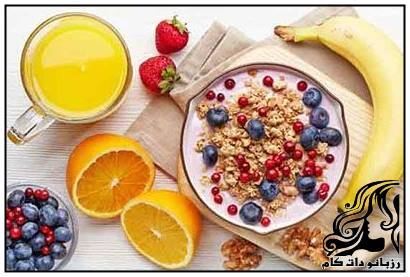 ترفند های افزایش اشتها برای خوردن صبحانه