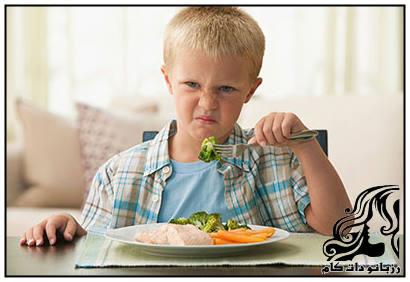 راهکارهایی برای درمان بچه های بد غذا