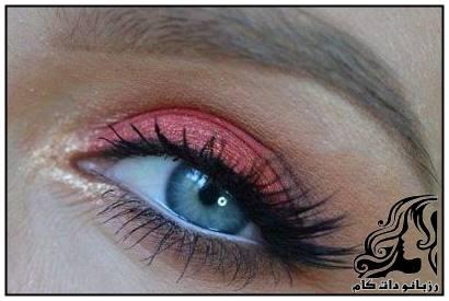 برترین مدل آرایش چشم و ابرو Urszula Daszewska