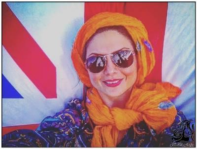 تصاویر زیبا و شخصی سولماز غنی