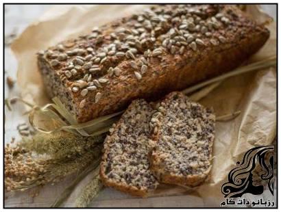 طرز تهیه نان رژیمی مناسب ورزشکاران
