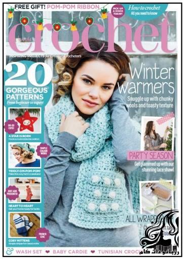 دانلود رایگان مجله قلاببافی Inside Crochet