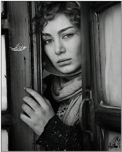 تصاویر زیبا و جدید سحر قریشی آذر ماه ۹۵