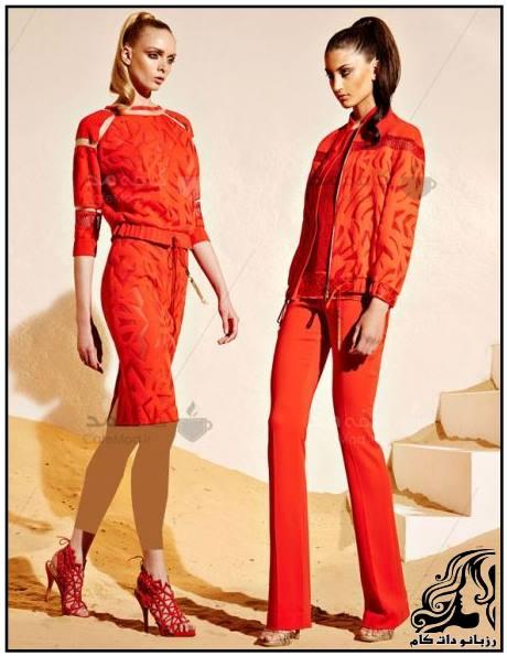 زیباترین لباس های زنانه جدید برند Zuhair Murad