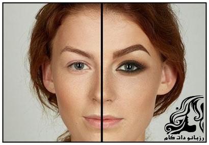 راهکارهایی برای بزرگ تر نشان دادن چشم ها