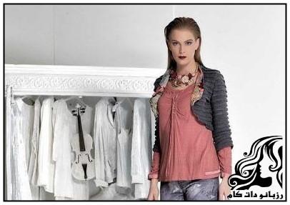نمونه های لباس زنانه زمستانی Daniela Dallavalle