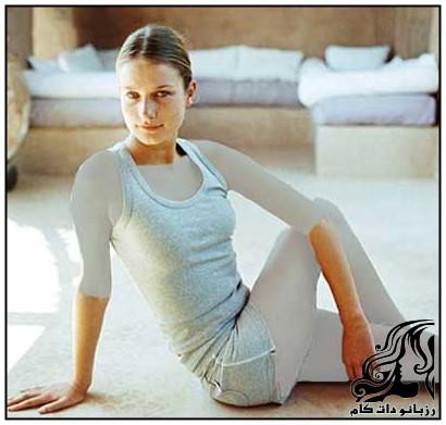 یوگا و جوانتر شدن بدن