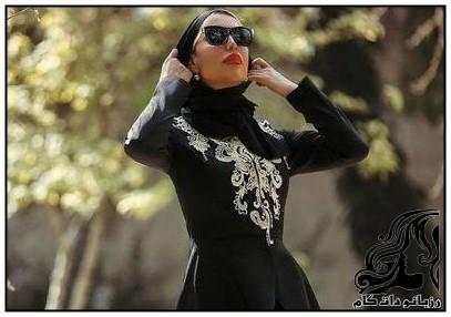 شیک ترین مدل های مانتو از برند ایرانی ZP