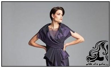نمونه های جدید لباس مجلسی زنانه از Daymor