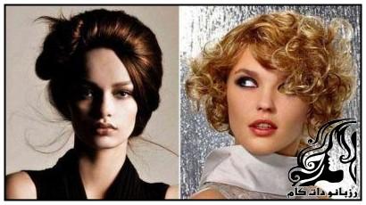 شیک ترین مدل موهای زنانه جدید 2017