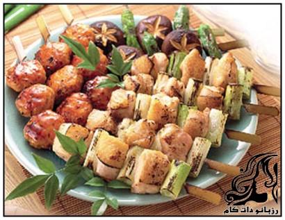 پنه پامادورو یک غذای گیاهی