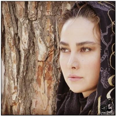 تصاویر دیدنی آنا نعمتی دی ماه ۹۵