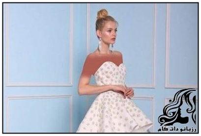 شیک ترین مدل های لباس عروس سال 96 -2017