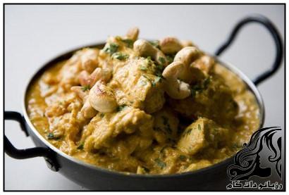 طرز تهیه مرغ با تمر هندی