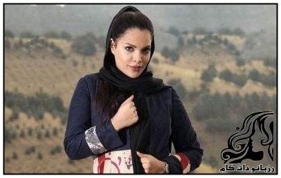 نمونه های مانتو زمستانی ایرانی Silkwaymezon