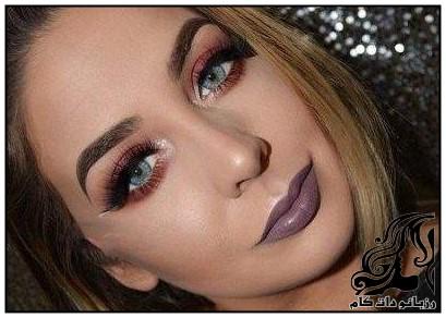 نمونه های آرایش صورت جذاب از Tabatha Hood