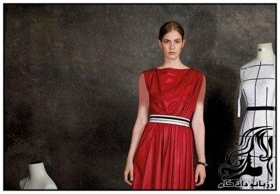 نمونه های شیک و جدید لباس مجلسی برند Vionnet