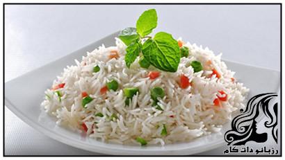 ترفندهایی برای پخت برنج