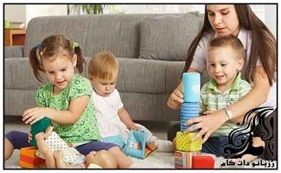 سرگرم کردن بچه ها بدون تلویزیون