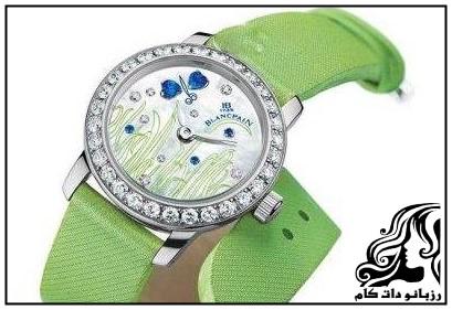 شیک ترین مدل های ساعت اسپرت زنانه برند Blancpain
