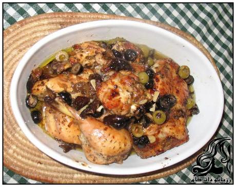 طرز تهیه خوراک مرغ با سس مخصوص
