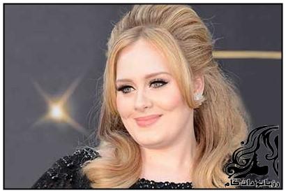 آموزش آرایش صورت مانند خواننده معروف ادل