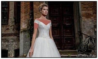 شیک ترین مدل های لباس عروس برند Jeorjett