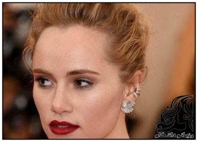 نمونه های آرایش به سبک خوشگل های هالیوودی
