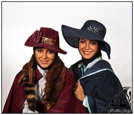 تصاویر جدید و دیده نشده مارال و مونا فرجاد