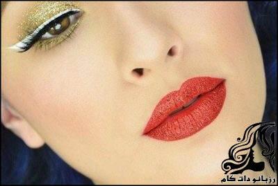 آرایش فانتزی چشم و ابرو از Rosalina Young