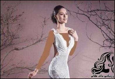 شیک ترین نمونه های لباس عروس برند Cristallini