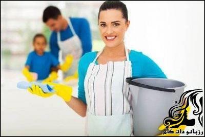 نکات حرفه ای برای خانه تکانی شب عید شما